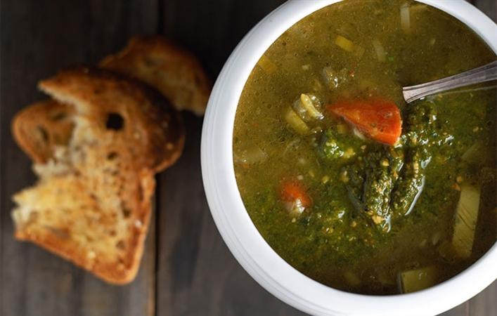 Soup a Pistou