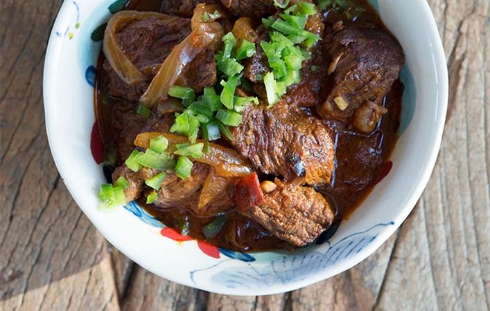 Beef Barbacoa (Instant Pot)