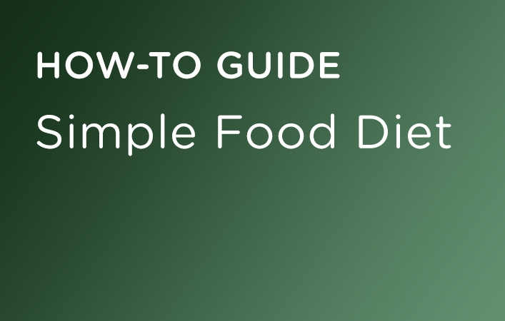 Simple Food Diet