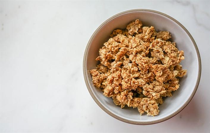 Pear Cinnamon Granola