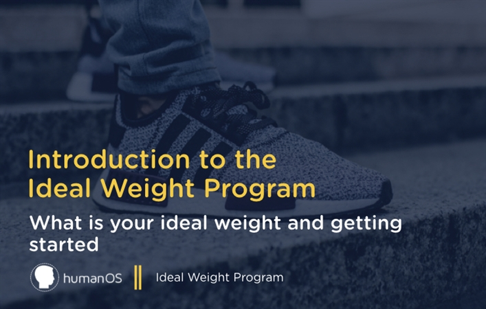 Introduction to the Ideal Weight Program