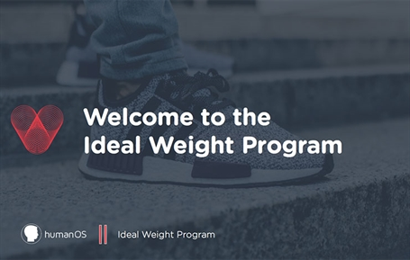 Ideal Weight Program Courses