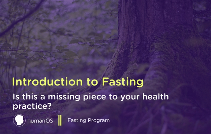 Introduction to Fasting