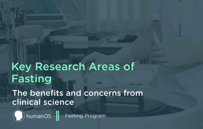 Key Research Areas of Fasting