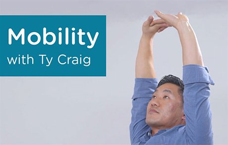Ty Craig Mobility Workout Cover Image