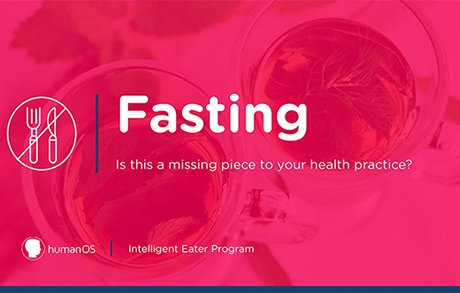 Fasting Course Cover Image